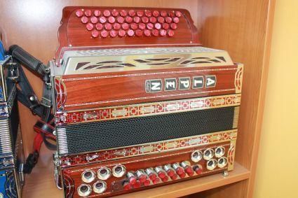 Steirische Harmonika von Alpen