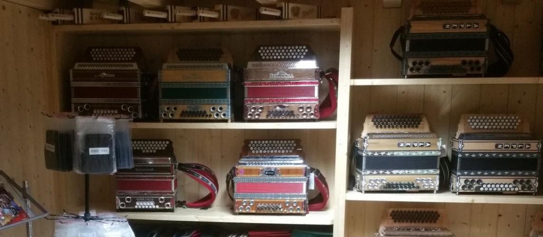 Steirische Harmonika – Wissenswertes