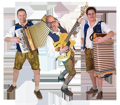 Oktoberfest Band Die Chambtaler